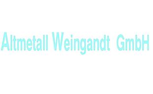 Altmetall Weingandt GmbH Metallhandel Schrott Containergestellung