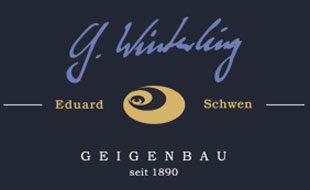 Winterling Georg Musikinstrumente Geigenbau