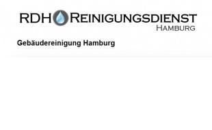 RDH Reinigungsdienst Hamburg Christian Ewert