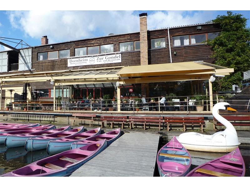 DORNHEIM GmbH - Bootsverleih & Restaurant