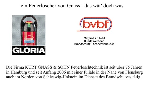 Gnass, Kurt & Sohn e. K. Inh. Thomas Meyer