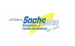 Logo von F. Sachs & Sohn GmbH Karoseriefachbetrieb Karosserie- und Lackierfachbetrieb