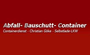 ABC Abfall Bauschutt Container Bauschuttbeseitigung Container Christian Göke e.K.