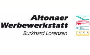 Logo von Altonaer Werbewerkstatt – Schilder, Digitaldruck und Beschriftungen