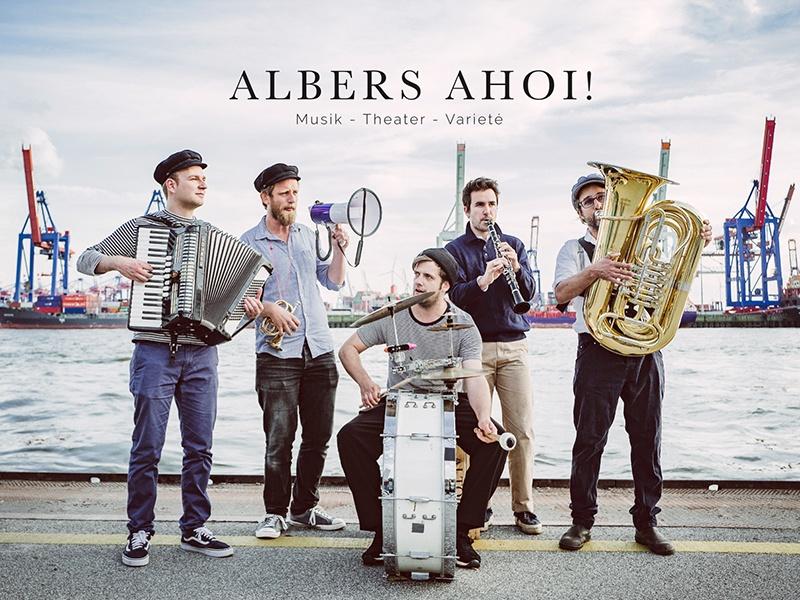 Albers Ahoi! - DAS Hamburger Original