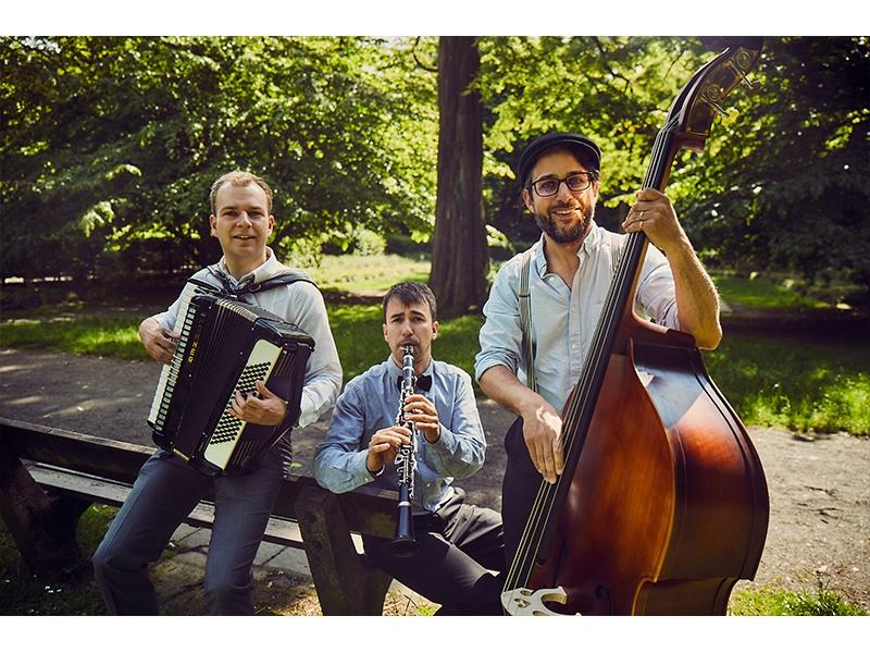 Bariolé - Das Trio für Ihre Feier
