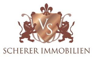 Logo von SchererImmobilien GmbH
