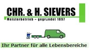 Logo von Chr. & H. Sievers GmbH Sanitärtechnik