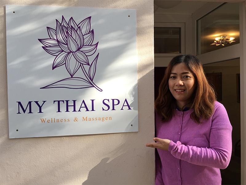 My Thai Spa - Wellness & Massagen, Gatzemeier Sasicha