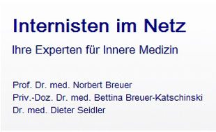 Breuer Norbert Prof. Dr.med., Bettina Priv.Doz. Dr.med., Seidler Dieter Dr.med. Ärzte für Innere Medizin-Gastroenterologie