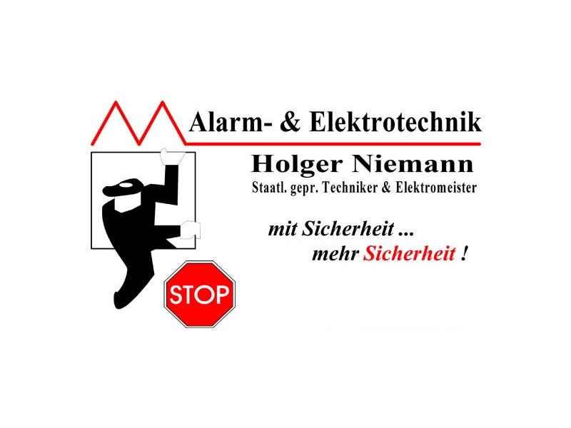Alarm- u. Elektrotechnik Holger Niemann