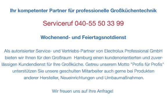 GST Großküchen-Service-Team GmbH