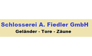Schlosserei A.Fiedler GmbH