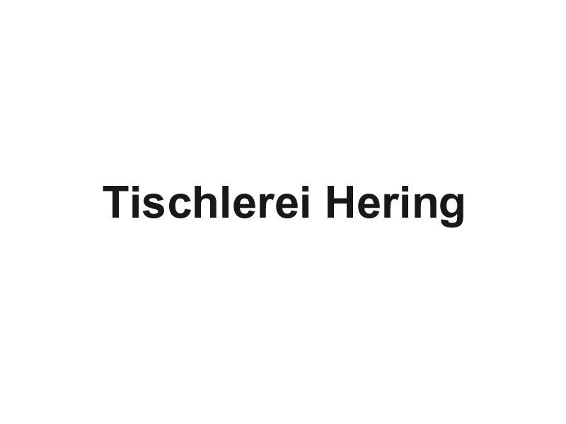 Tischlereibetrieb Franz Hering Inh. Olaf Garz