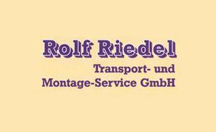 Riedel Rolf Transport Montage Service GmbH Transport Montageservice