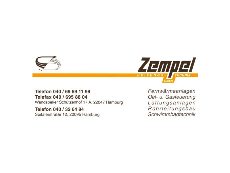 Zempel Heizungstechnik GmbH