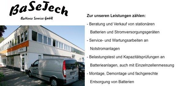 BaSeTech Batterie Service GmbH