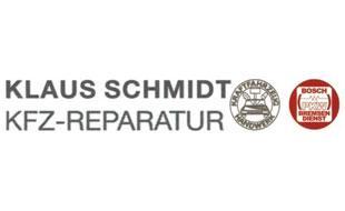 KfZ-Meisterbetrieb Klaus Schmidt Autoreparaturwerkstatt