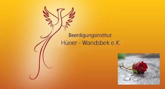 Beerdigungsinstitut Hüner-Wandsbek e.K.