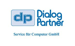 """Logo von """"dp"""" Dialog Partner Service für Computer GmbH Service für Computer"""
