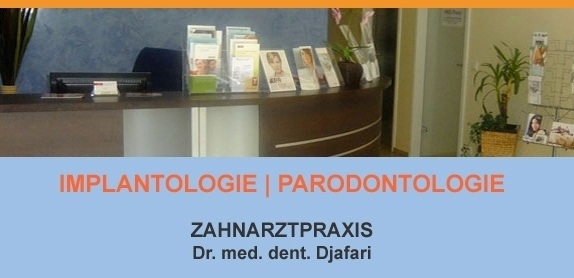 Zahnarztpraxis Dr.med.dent. Ghassem Djafari
