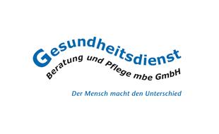 Gesundheitsdienst Beratung und Pflege mbe GmbH Krankenpflege