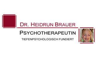 Brauer Heidrun Dr. Psychologischer Psychotherapeut