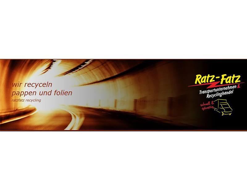 Ratz-Fatz Transportunternehmen und Recyclinghandel