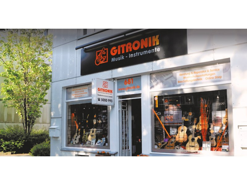 Gitronik Instrumentenhandel u. Restauration GmbH