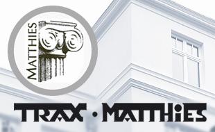 TRAX-MATTHIES Stilelemente GmbH Stuckateurbetrieb Stuckateurbedarf