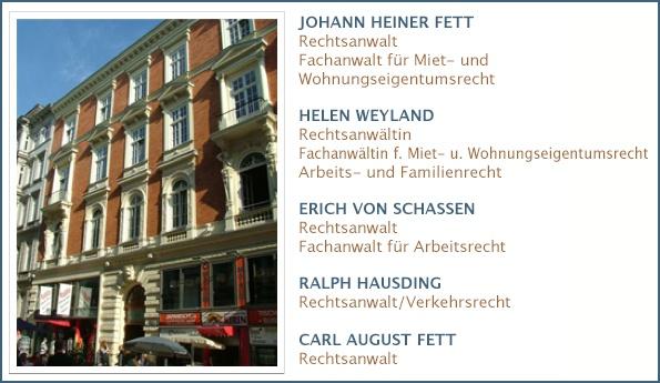Fett & Weyland Rechtsanwälte