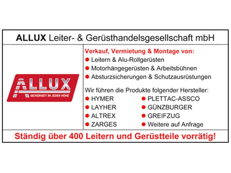 ALLUX Leiter- & Gerüsthandelsgesellschaft mbH