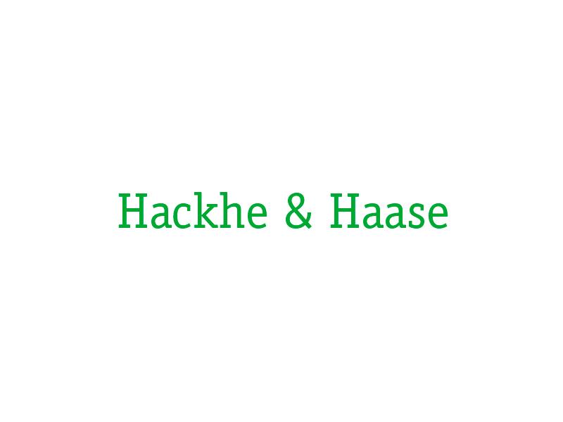 Hackhe u. Haase