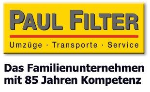 Filter, Paul Möbelspedition GmbH Möbelspedition