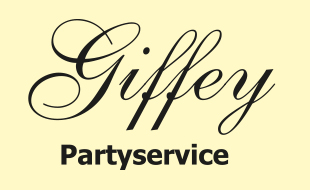 Catering Giffey Party-Service
