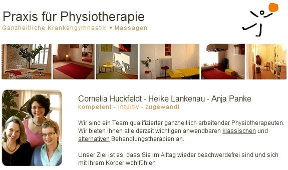 Huckfeldt, Lankenau, Panke