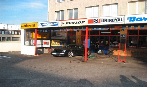 B + S Reifenhandel GmbH