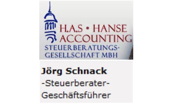 Jörg Schnack H.A.S. Hanse Accounting Stb-GmbH