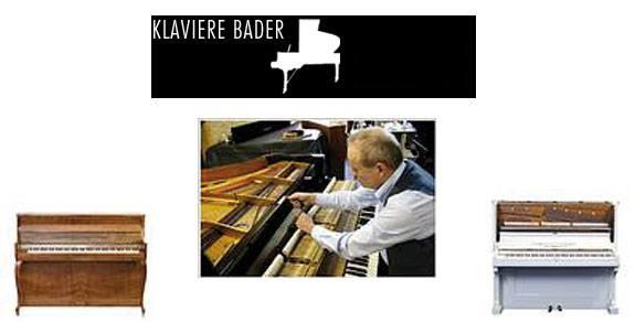 Bader Waldemar Klaviere