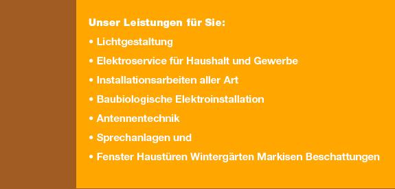 Holtz Elektro-Haustechnik & Bauelemente GmbH