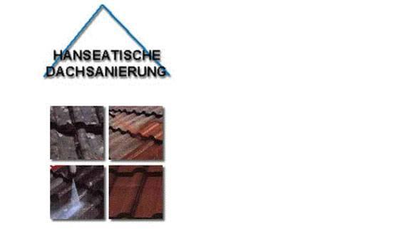 Hanseatische Dachsanierung