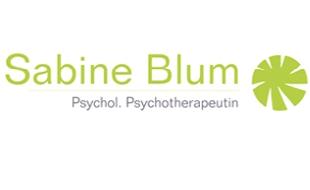 Blum Sabine Praxis für Verhaltenstherapie Psychologische Psychotherapeutin