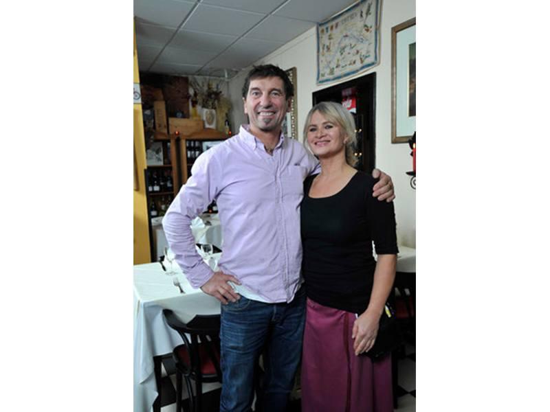 Restaurant Osteria-Liguria
