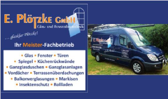 Glas- und Fensterbautechnik Emil Plötzke GmbH