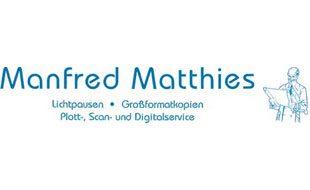Matthies Manfred Lichtpausen u. Großformatkopien