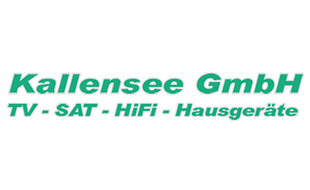Kallensee GmbH Radio-TV-Elektro Elektrogeräte Fernseh- und Radiogeräte