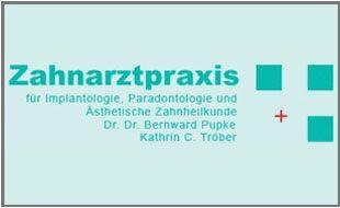 Pupke Bernward Dr. Dr., Tröber Kathrin C. Zahnärzte