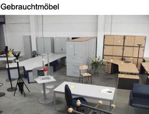 Bunke gebrauchte Büromöbel An- und Verkauf