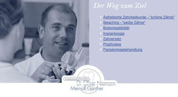Günther M. u. Niemann O. Dr