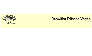 Fritsche-Vögtle Roswitha Dipl.-Päd. Supervisorin